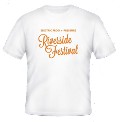 Riverside White - £10