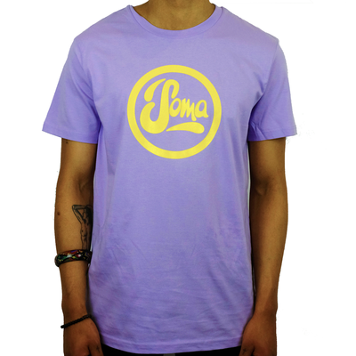 Light Purple w/ Yellow Logo