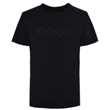 *LTD EDITION* Slam Album T-Shirt, Black with Black Gloss Logo