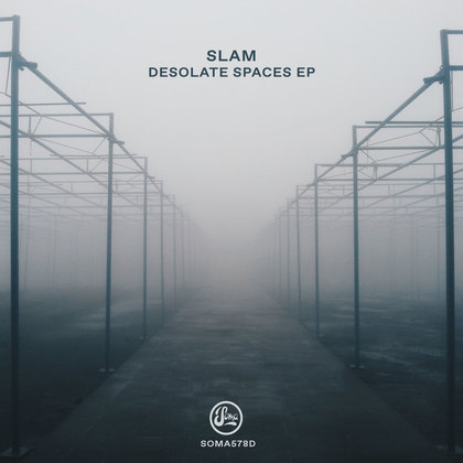 Desolate Spaces EP cover