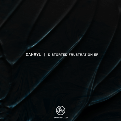 Distorted Frustration EP cover
