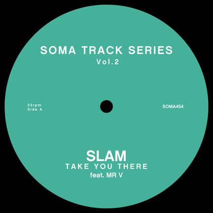 Soma Track Series Vol 2 cover