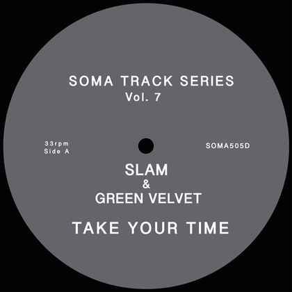 Soma Track Series Vol. 7 (Vinyl)  cover