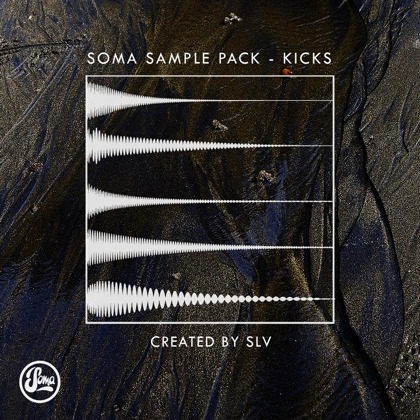 Soma Sample Packs - Kicks