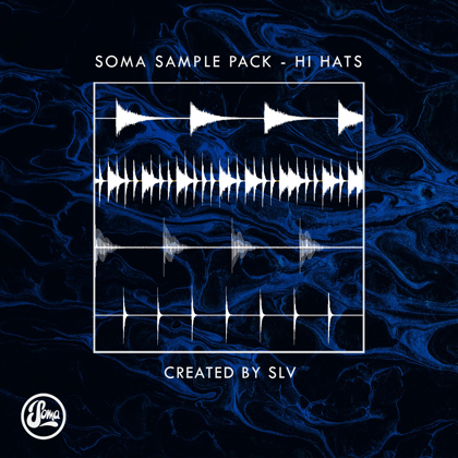 Soma Sample Packs - HiHats